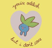 Oddish Valentine V2 Kids Clothes