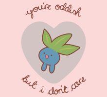 Oddish Valentine V2 Kids Clothes