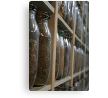 Spice of Marakesh  Canvas Print