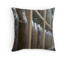 Spice of Marakesh  Throw Pillow