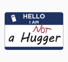 Not a Hugger by DesignKi