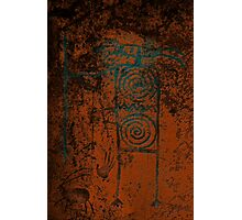 Ancient Hunter Photographic Print