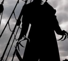 Nosferatu - Still the scariest vampire Sticker