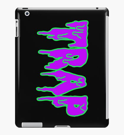 trap ipad case iPad Case/Skin
