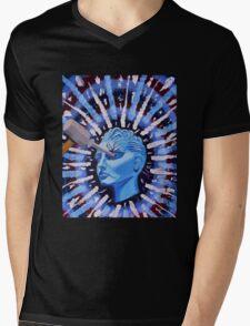Ocular Migraine Mens V-Neck T-Shirt
