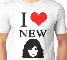 i <3 New Bjork 2 Unisex T-Shirt