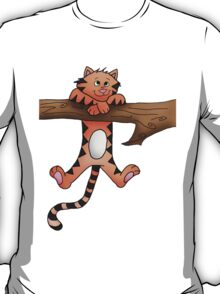 Tree Tiger T-Shirt