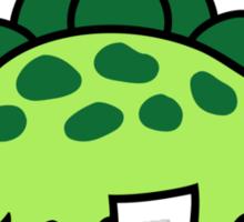 Comic dinosaur Sticker