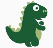 Comic T-Rex Kids Clothes