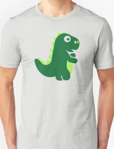 Comic T-Rex T-Shirt