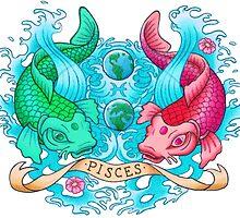Koi Pisces by rachels1689