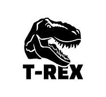 T-Rex Tyrannosaurus Rex Photographic Print