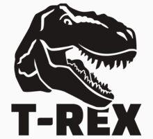 T-Rex Tyrannosaurus Rex by Designzz