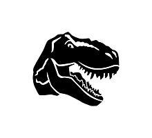 T-Rex dinosaur Photographic Print