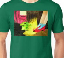 OZ THE RUBY SLIPPERS Unisex T-Shirt