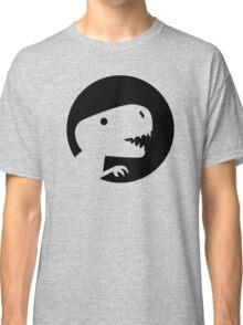 Dinosaur T-Rex moon Classic T-Shirt