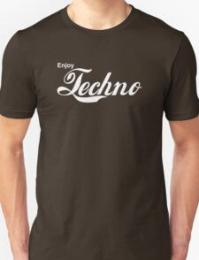 Enjoy Techno T-Shirt