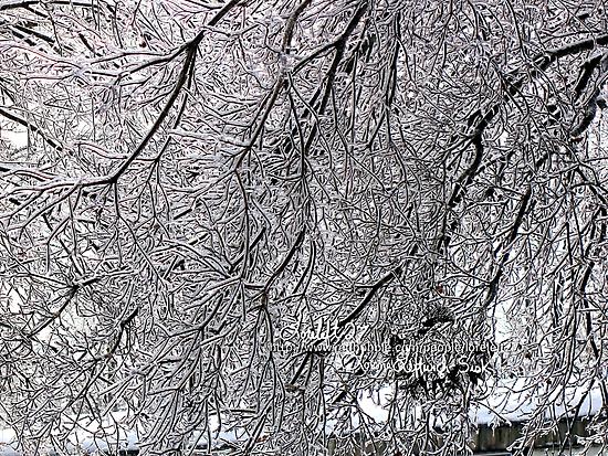 ice maze by LoreLeft27