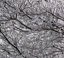 ice maze Sticker