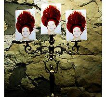 Three-headed dragon by naczas