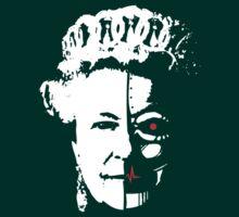 Queen Elizabeth 2.0 by Ben Hickling