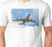 Boeing Airseeker R.1 ZZ664 Unisex T-Shirt