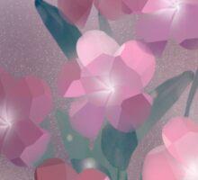 Pink Smiles Sticker
