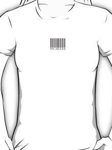 Princess Bar Code Tee T-Shirt