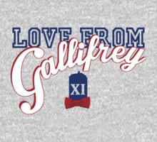 Love from Gallifrey! by DesignKi