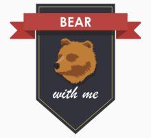 Bear with me Kids Tee