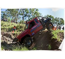 Tough Tracks Rd 1 2008 Poster