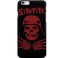 Misfits SITHFITS Crimson Ghost iPhone Case/Skin