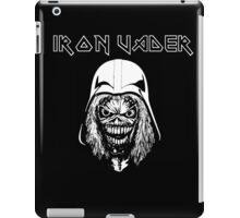 Iron Vader iPad Case/Skin