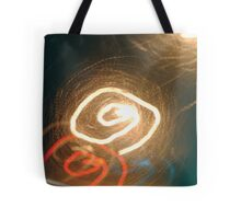 Luminous Night / 10 Tote Bag