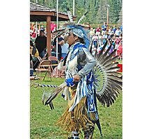 AMERICAN INDIAN POW WOW3 Photographic Print