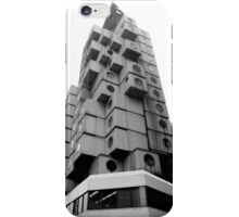Capsule Tower iPhone Case/Skin