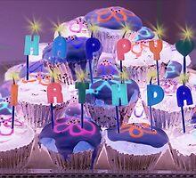 Happy Birthday by Holly Kempe