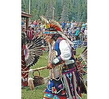 AMERICAN INDIAN POW WOW5 Photographic Print