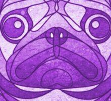 Spike the Pug Sticker