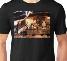 WIZARD OF OZ GALE FARM Unisex T-Shirt