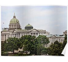 State capital Poster