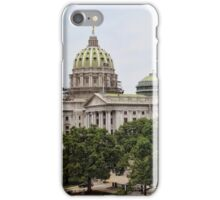 State capital iPhone Case/Skin