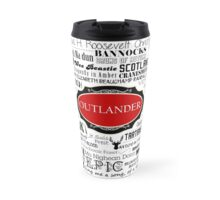 Outlander Travel Mug (Red) Travel Mug