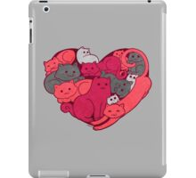 A Purrrrrfect Love iPad Case/Skin