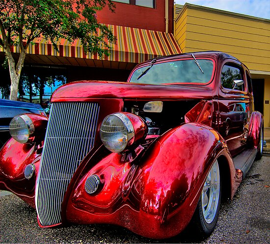 Classic Coupe HDR 2 by MKWhite