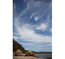 eden sky Photographic Print