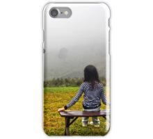 ... and than was clear ... iPhone Case/Skin