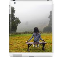 ... and than was clear ... iPad Case/Skin
