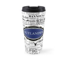 Outlander Travel Mug (Blue) Travel Mug