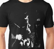 Classic Gothic Rock Drummer Unisex T-Shirt